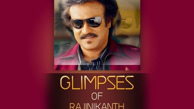 Glimpse Of Rajinikanth Movies 1975 – 2014