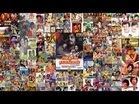 Glimpse of Super Star Rajinikanth Movies – Fast Track