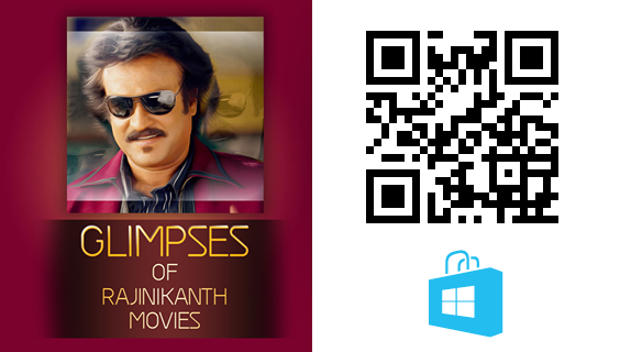 Rajinikanth Movies a Glimpse Windows App
