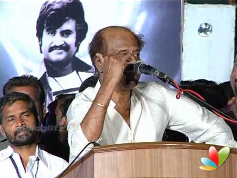 Rajini Advice To His fans | Kochadaiyaan