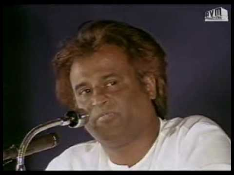 Rajinikanth speaks in Ejaman Function