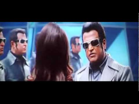 Robo Black sheep – Rajini