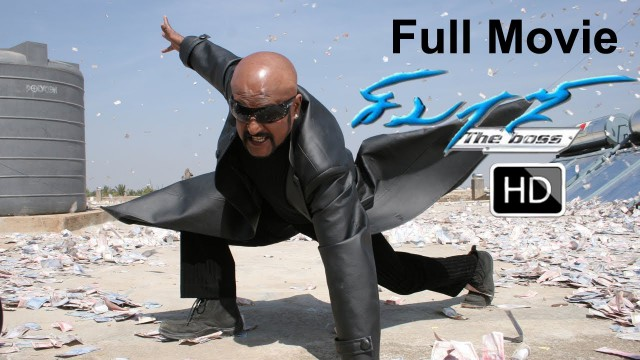 Sivaji The Boss (Tamil)