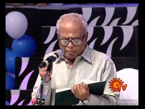 K.Balachandar With Super Star Rajini – SPL Interview