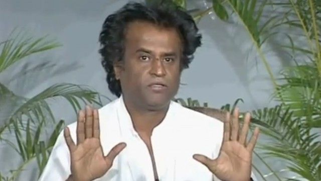 Superstar Rajinikanth speaks about Mr.  AV. Meiyappan