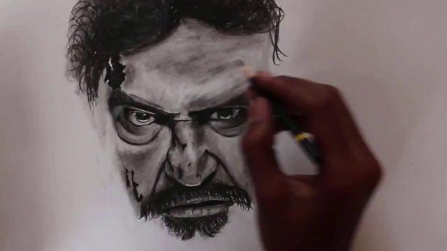 KAALA -Realistic Sketch